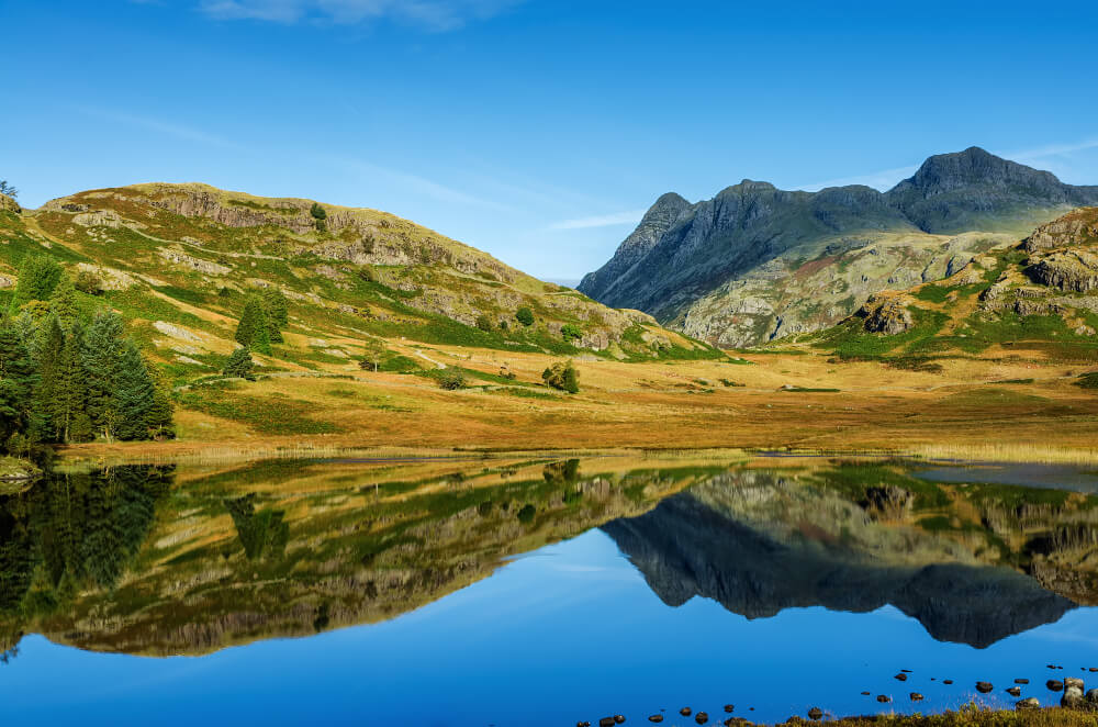 Lake District Day Out Guides Blea Tarn