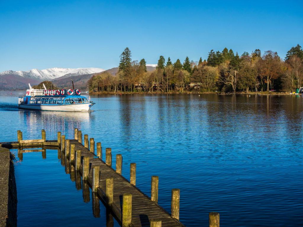 Bowness-on-Windermere Lake District