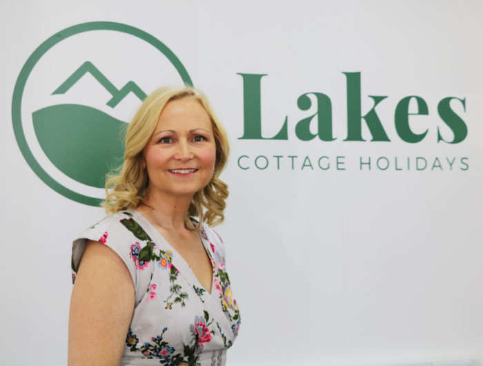 Marie Holland, General Manager of Lakes Cottage Holidays