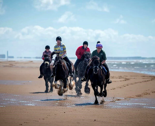 Murthwaite Green Beach Riding