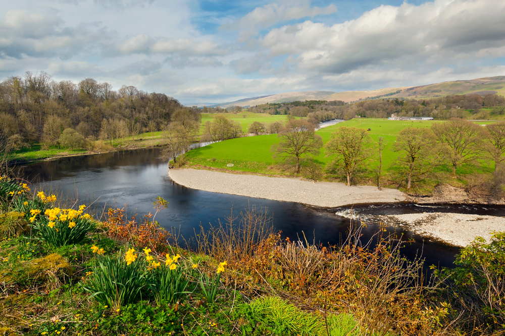 Ruskin's View -Kirkby Lonsdale