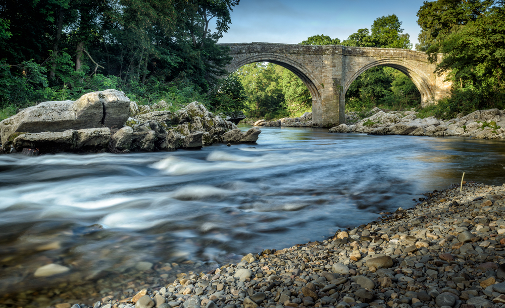 Devil's Bridge - Kirkby Lonsdale, Cumbria